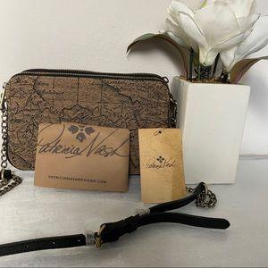 Patricia Nash Jacquard Crossbody Handbag
